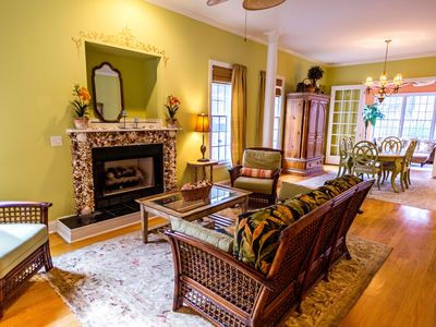 Photo for JUNE AND JULY AVAIL! LUXURY Beach Block HOME in the Pines ,Rehoboth- new update