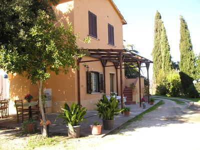 """Photo for Agriturismo Welcome - Apartment """"Casa Padronale"""""""