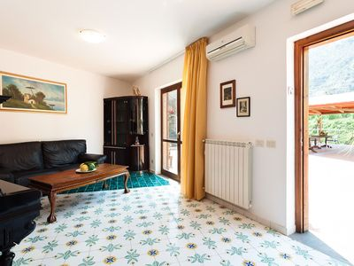 Photo for Apartment Maiano 1, located in Sant'Agnello, near Sorrento, with 3 bedrooms, up to 8 sleeps.