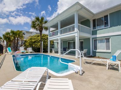 Beach Living at its best in White Bear House room for Everyone!