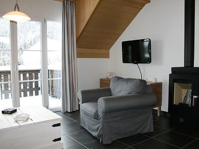 Photo for Apartment Andromède in Moléson-sur-Gruyères - 4 persons, 2 bedrooms