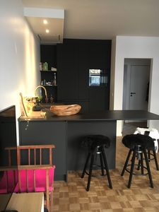 Photo for top location, city appartement in the center of Knokke
