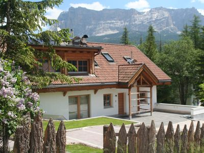 Photo for #Recently completely refurbished, this chalet easily accommodates 8 + 2 guests