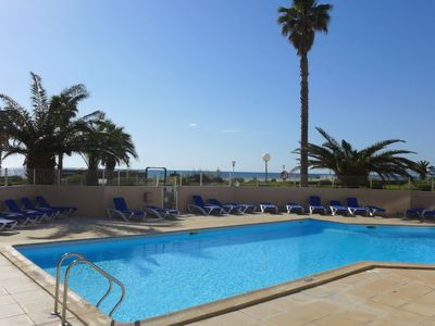 Photo for Apartment Copacabana  in Canet - Plage, Pyrénées - Orientales - 4 persons, 2 bedrooms