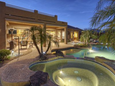 Photo for Luxury Home with private pool in gated community
