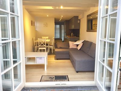 Photo for Apartment Weizicht for 2 adults.  and 2 child. 500 meters from the sea.