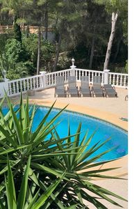 Photo for House at the foot of Montgo, between land and sea, enjoy nature and sun