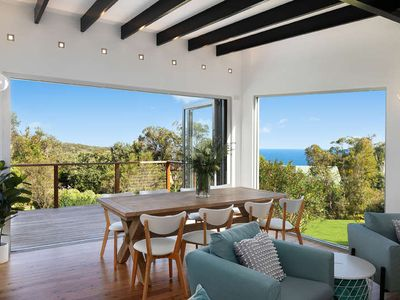 Photo for This Beaut Beach House (BBH) offers a relaxing open plan living with designer kitchen and divine vie