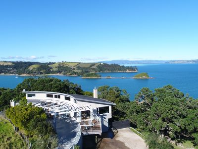 Photo for Kennedy Point Hilltop House - Stay Waiheke