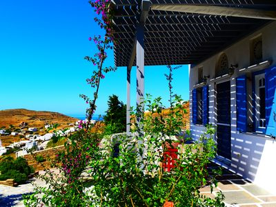 Photo for 2BR Villa Vacation Rental in Tinos