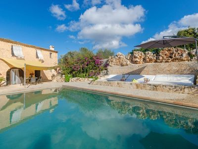 Photo for YourHouse Son Costa rustic house for 6 guests in Sineu