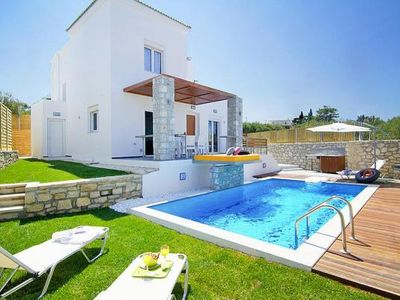 Photo for holiday home, Loutra  in Kreta - 8 persons, 3 bedrooms