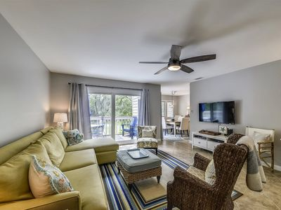 Photo for Beautiful 2 bed/2 bath Villa in Sea Pines near Harbour Town!
