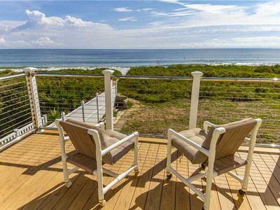 Photo for Stairway to Heaven Upper, 2 Bedrooms, Sleeps 6, Ocean Front, WiFi