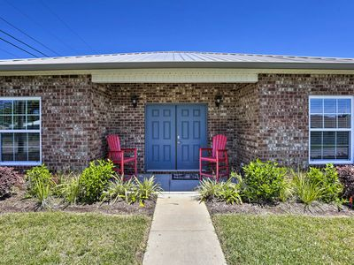 Photo for NEW-Family Home in PCB w/Patio, 5min Walk to Beach