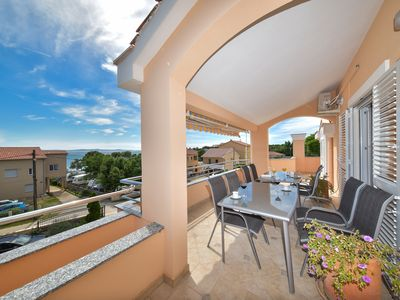 Photo for Apartments Medanic (59511-A6) - Privlaka (Zadar)