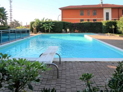 Photo for Apartment Residenz Il Belvedere (BDG121) in Bordighera - 5 persons, 1 bedrooms