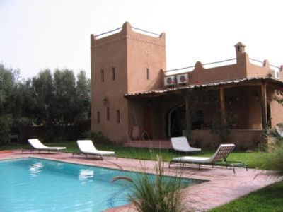 Photo for House near Marrakech  with a private swimming-pool , no facing