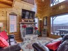 2BR Cabin Vacation Rental in Sevierville, Tennessee