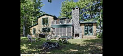 Photo for Gorgeous high end lake property on a point