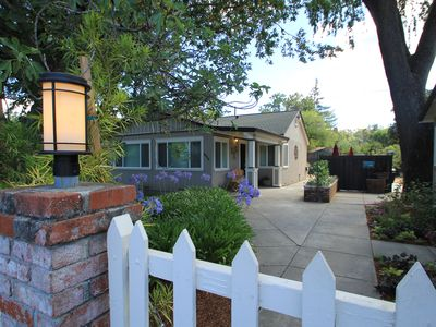 Photo for Wine Country 2 bedroom Cottage (with Optional 1 bedroom Guest House)