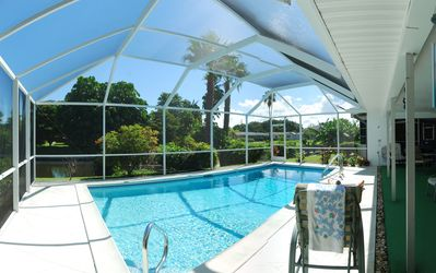 Photo for A bit of Paradise: Rest and Relax in tropical Cape Coral