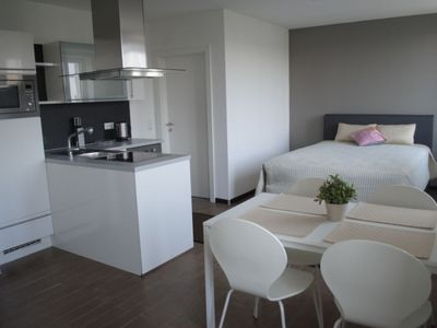 Photo for Kunsthaus Top 19 apartment in 03. Landstraße with WiFi & air conditioning.