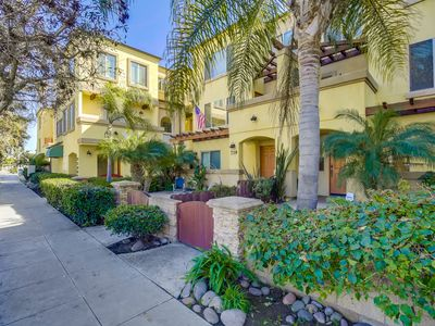 Photo for Just Beachy - Beautiful Townhouse with A/C located right off Mission Blvd.
