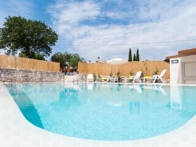 Photo for Independent villa with private pool