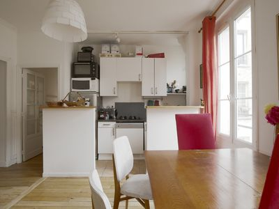 Photo for Beautiful Flat #2bedrooms #Paris Beaugrenelle