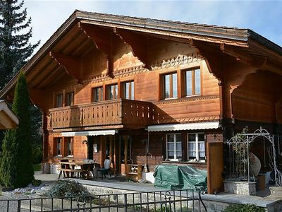 Photo for Apartment Schmiede-Stöckli in Gstaad - 6 persons, 3 bedrooms