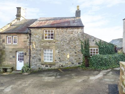 Photo for THE COTTAGE, pet friendly, with open fire in Wensley, Ref 970356