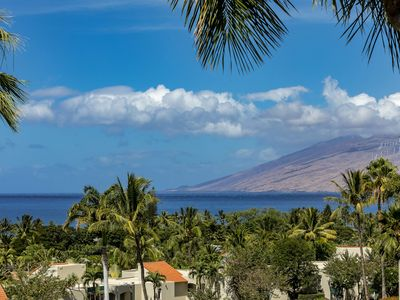 Photo for Gorgeous Sweeping Ocean Views - The Palms Wailea #1502 1BR/2BA