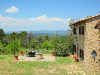 Photo for Vacation home Magione in Monte San Savino - 6 persons, 3 bedrooms