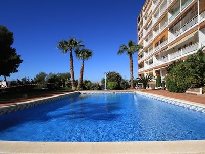 Photo for March Canet apartment south Costa Brava prox. Barcelona