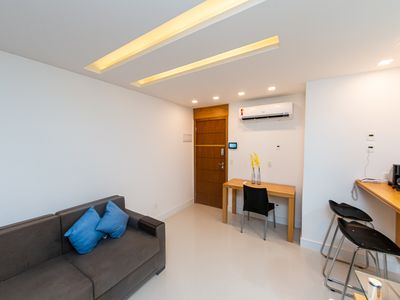 Photo for LUXURY APARTMENT ROOM AND ROOM IN COPACABANA