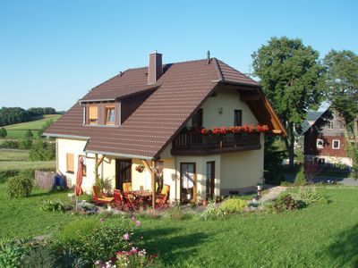 Photo for Apartment in Wild stream between mountain town of Schneeberg and Bad Schlema