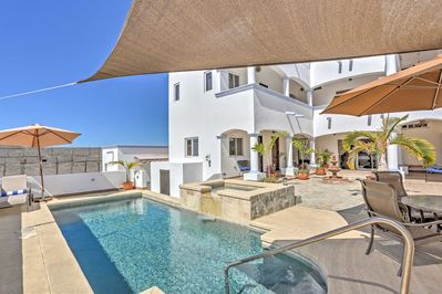 Experience a slice of heaven at this vacation rental in Todos Santos, Mexico!