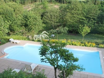 Photo for For lovers of the country house for 8 people with private pool