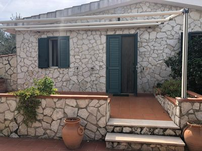 Photo for Single house surrounded by greenery on the Gargano
