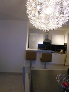 Photo for F2 furnished downtown near Fontainebleau, Buthiers ...