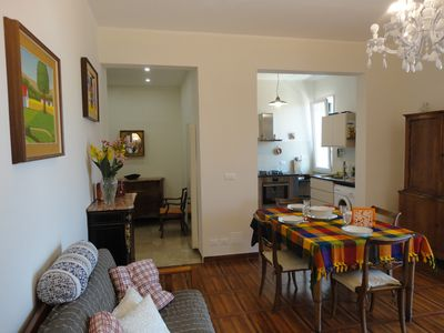 Photo for In the center of Chiavari, between the hills and the sea. 10% discount every 10 nights