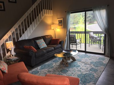 Photo for 3 bedroom (master+2 lofts) at Red Pine w/in walking distance of Park City Lifts