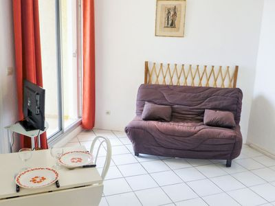 Photo for Apartment Les Marquises in Narbonne-Plage - 2 persons, 1 bedrooms