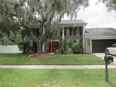 Tampa Bay- Large Pool home- Private Heated Pool! SANITIZED!!