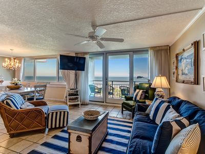 Photo for Absolutely Breathtaking Atlantic Ocean Views from this Luxury Penthouse Beach Walker Villa