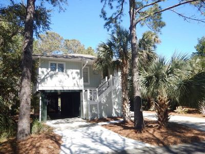 Photo for 47 Twin Oaks in Wild Dunes. Modern ,  Newly Renovated 3 Bedroom Home near beach