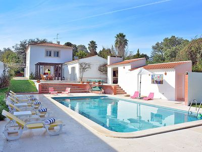 Photo for Villa For 10 With Swimming Pool And 1.5km Far From The Beach