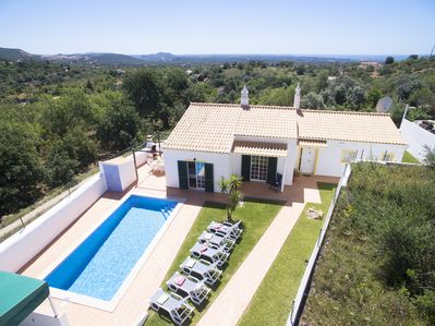 PEACEFUL & TRANQUIL VILLA, PRIVATE POOL, AC, WI-FI & BREATHTAKING VIEWS!! -  Loulé