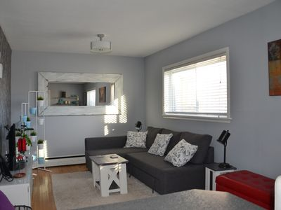 Photo for Bright 1 BR Near stampede, Inglewood - 10 min walk. Close to Downtown